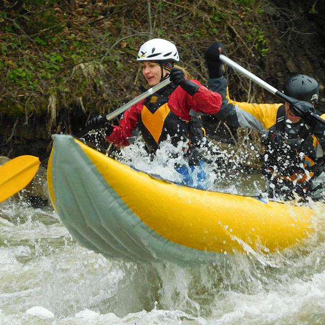 Kutlíci - půjčovna kanoe