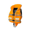 Kutlíci - dětská vesta - EG BABY PLUS - oranžová