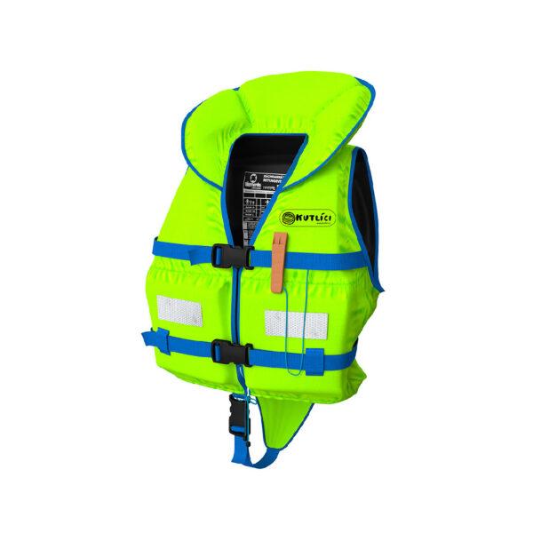 Kutlíci - dětská vesta - EG BABY PLUS - zelená