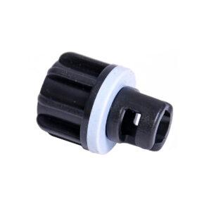Kutlíci - redukce PUSH-PUSH ventilu