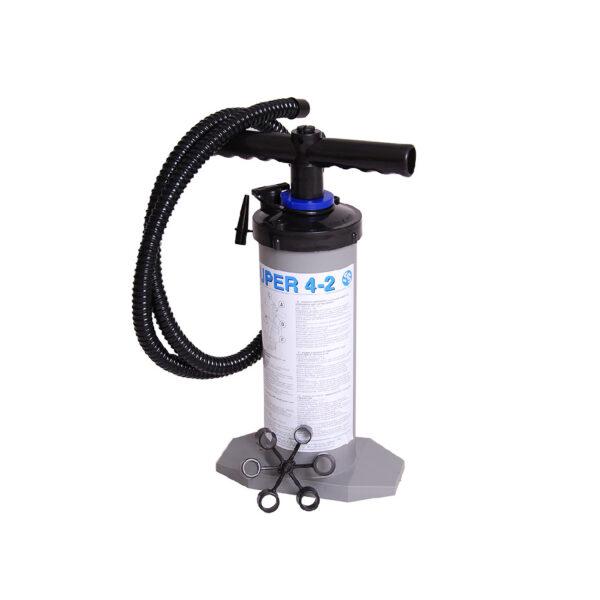 Kutlíci - ruční pumpa SUPER - 4-2