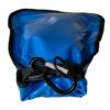 Kutlíci - vak plochý - modrý 3